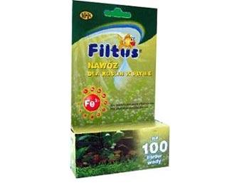Filtus - nawóz do roślin akwariowych w płynie