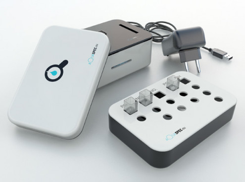 Komputer pomiarowy AquaSpec